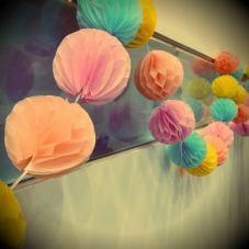 honeycomb-garland